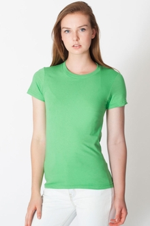 American Apparel<br>Ladies Jersey T<br>Style: 2102
