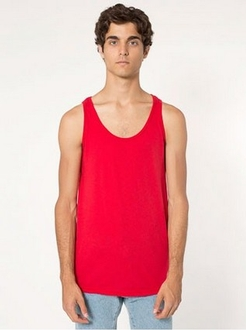American Apparel<br>Poly-Cotton Tank<br>Style: BB408W