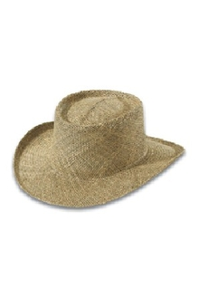 KNP<br>Twisted Seagrass<br>Straw Hat<br>Style: ST0310