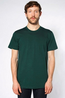 American Apparel<br>Unisex Jersey T<br>Style: 2001W
